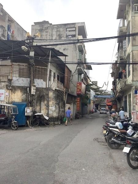 Bán đất mặt phố Minh Khai sau quy hoạch, 3 mặt tiền, Quận Hai Bà Trưng