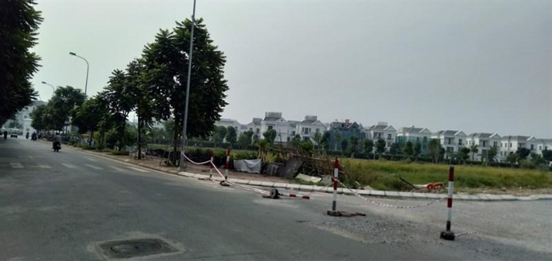 Bán đất Việt Hưng, Long Biên, Hà Nội, gần Vinhome the Harmony, 59m2, Đông Nam, giá 3.81 tỷ