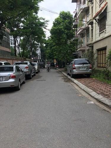 Bán nhà trung tâm quận Hà Đông 60m2 giá 3,1 tỷ