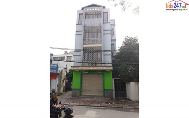 Cho thuê nhà số 75 phố Phú Xá, Phú Thượng, Tây Hồ, Hà Nội