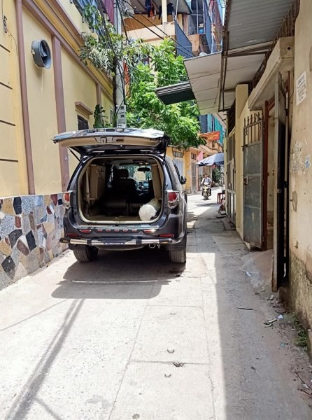 Bán nhà đẹp 35m2, ô tô đỗ cửa, 2 thoáng phố Nguyễn An Ninh giá 2.3 tỷ
