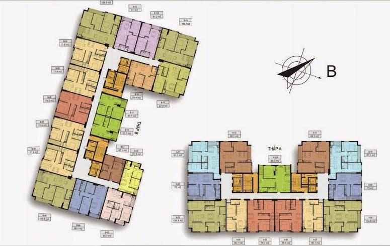 Bán suất ngoại giao tại Hateco Hoàng Mai Lh 0961313421