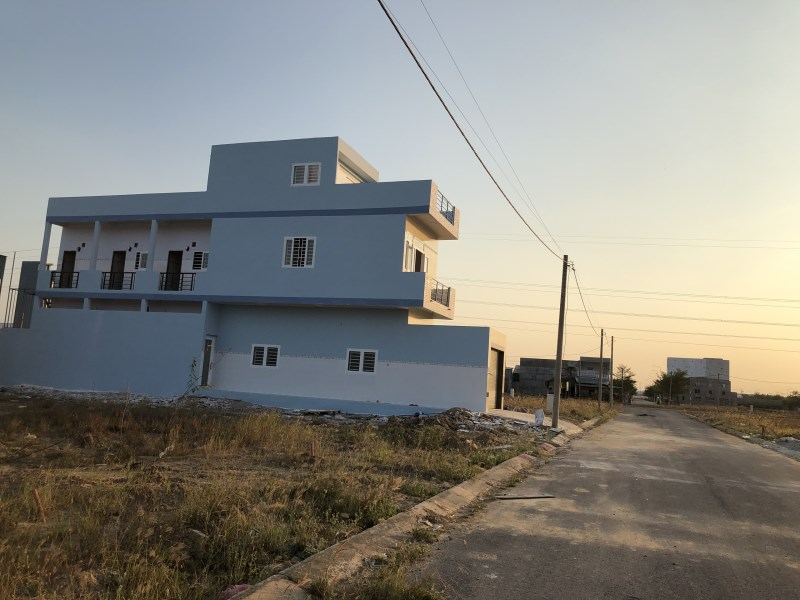 Mở Bán Giai Đoạn 2 Nền Đất Khu Đô Thị 5 Sao Tên Lửa CITY - TP.HCM