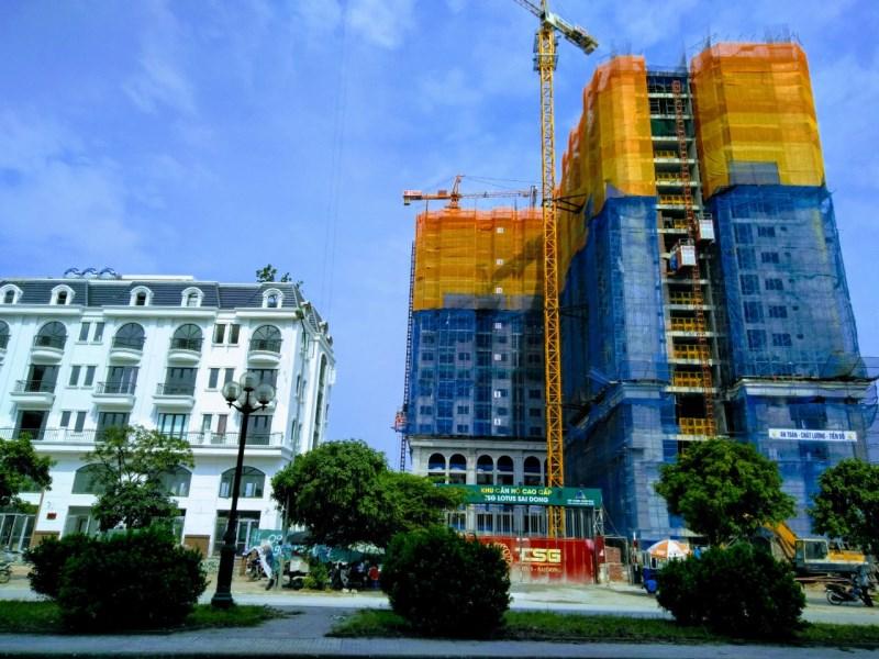 Mở bán căn hộ cao cấp Quận Long Biên - LH 0889 643 868