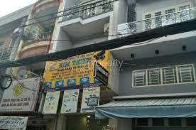 Bán MT KINH DOANH - HẺM SAU XE TẢI TRÁNH Nguyễn Giản Thanh 80m2 Phường 15 Quận 10