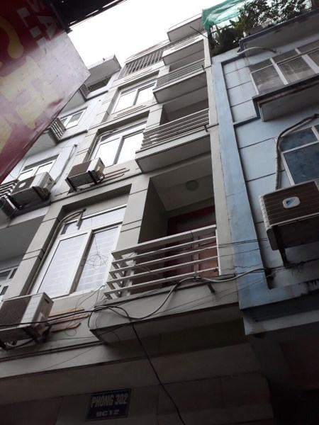 Bán nhà 09 dãy C12 Đại Học Ngoại ngữ, Dịch Vọng Hậu, Cầu Giấy, Hà Nội