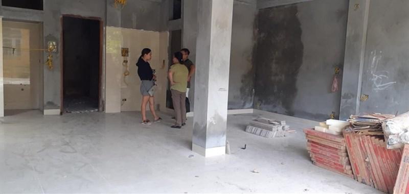 Cho thuê mặt bằng văn phòng ngõ 58 Trần Bình, Long Biên, Hà Nội