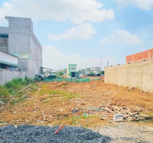 Ngân hàng Sacombank Thanh Lý 40 Nền Đất Khu Vực Bình Chánh, SHR, XD Tự Do.
