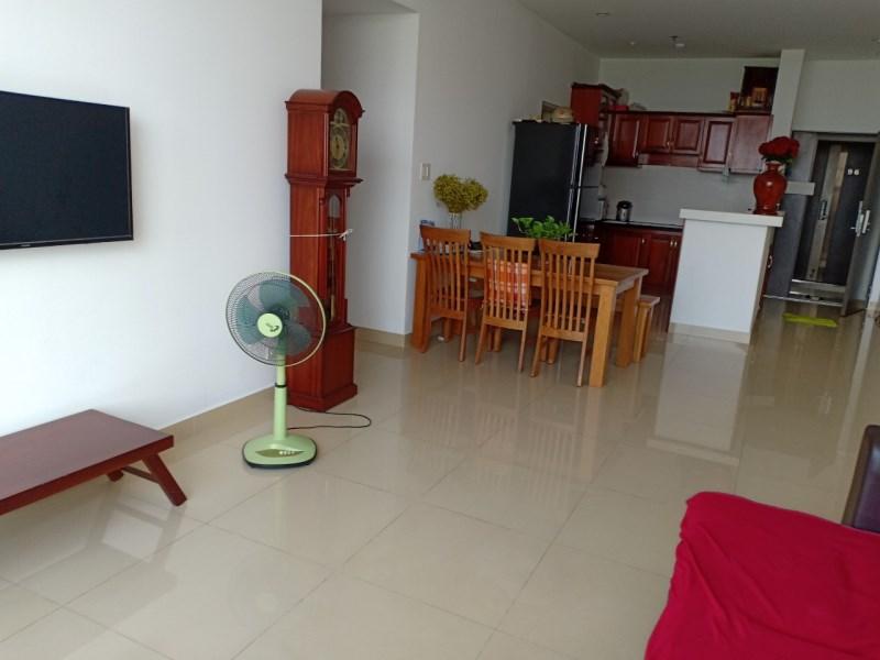 Cho thuê CH Lacasa_Hoàng Quốc Việt, quận 7. 92m2, 3PN,2WC. Gía thuê 11 triệu/tháng.