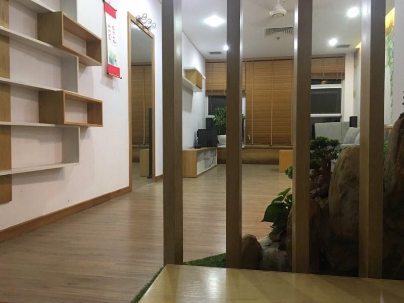 Cho thuê CH Lacasa_Hoàng Quốc Việt, quận 7. 105m2, 2PN,2WC. Gía thuê 12 triệu/ tháng. 0941238697.