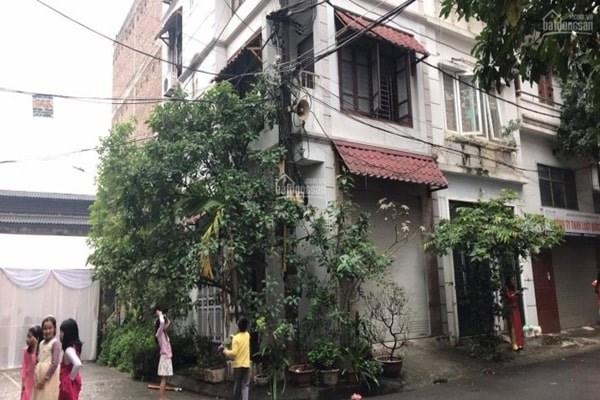 Bán nhà lô N7-4 khu Sống Hoàng ngõ 13 Lĩnh Nam, Quận Hoàng Mai, Hà Nội