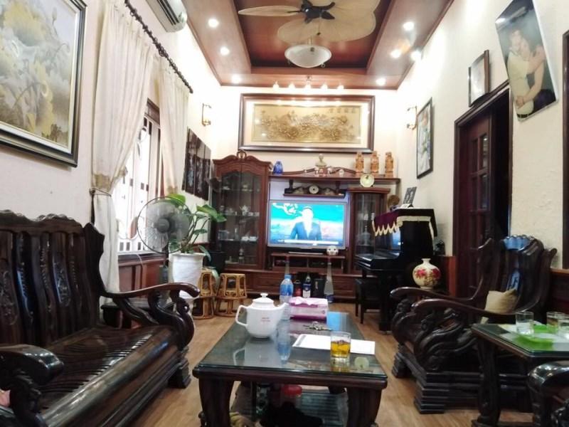 Gấp Bán nhà mặt phố Ngũ Nhạc, Hoàng Mai, kinh doanh đỉnh 56m2 x 4 T chỉ 4.6 tỷ, nhà đẹp