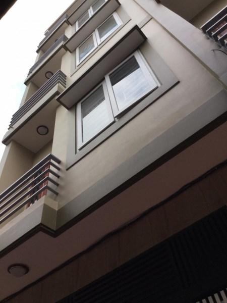 Bán nhà phân lô căn góc phố Nguyễn An Ninh mới tinh 37M2 X 5T ô tô đỗ cửa ngõ thông K/Doanh tốt