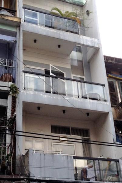 Bán nhà  phố Lĩnh Nam 4 tầng 1.4 tỷ sổ chính chủ LH 0367698068