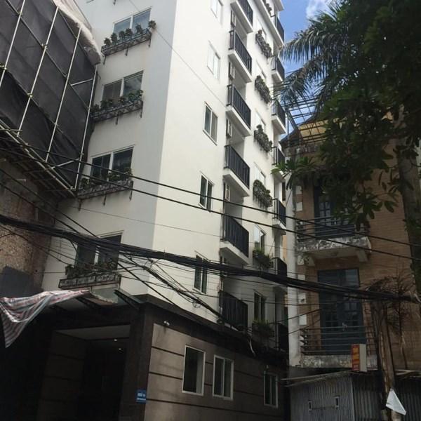 Bán tòa nhà 11 tầng phố Đông Quan, Cầu Giấy, 300m2