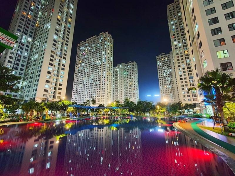 Vợ chồng tôi cần bán gấp căn hộ tại CC An Bình City, sân chơi, DT 74m2 LH: 0961252468