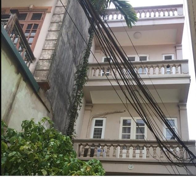 Bán nhà 4 tầng 52m2 Phú Viên, Phường Bồ Đề, Quận Long Biên. LH 036.3416.001