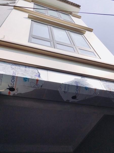 Nhà 3.5 tầng mới xây sát khu Vinhomes, ô tô đỗ cửa 55m2, giá 3.8tỷ. LH 036.3416.001