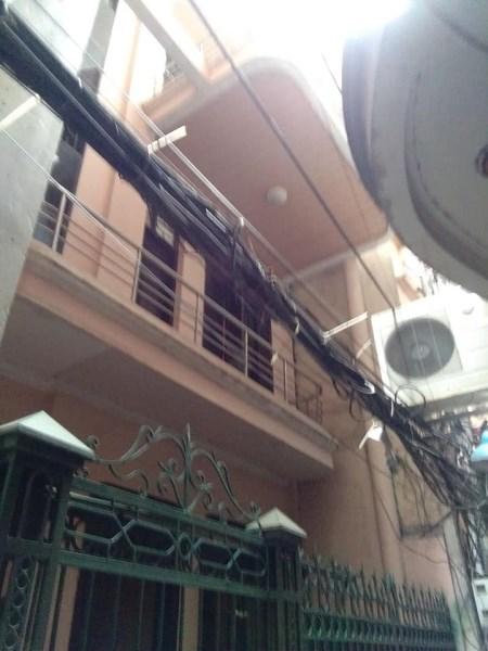 Bán nhà Xuân Thủy DT 60 4T MT6 giá 6.5 tỷ