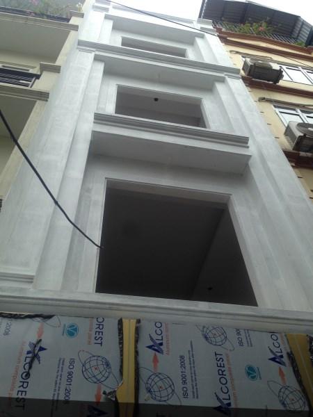 Bán Nhà 4 Tầng 1 tum xây mới Ngõ 344 Ngọc Thụy. S= 35m2