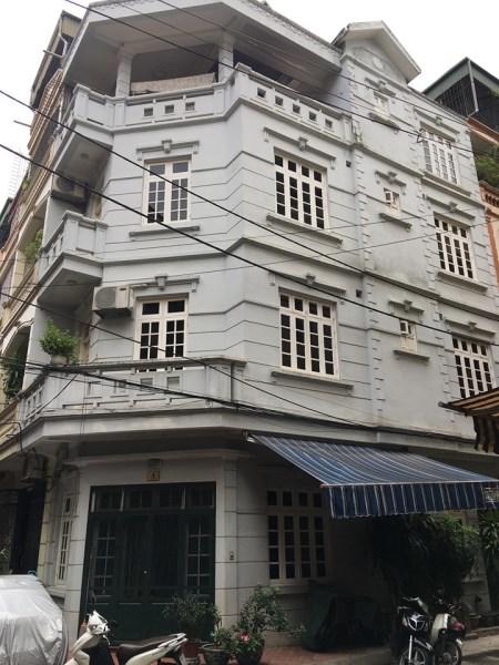 Bán nhà đẹp phân lô,lô góc phố Bạch Mai,55m2,5 tầng,mt 8m,ô tô tránh,Văn phòng, 9.2 tỷ