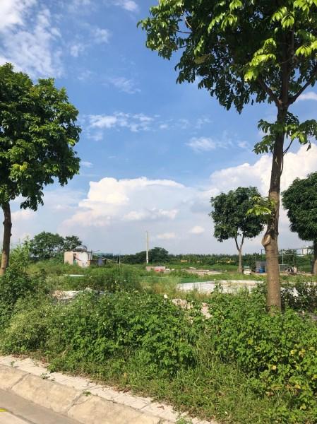 Đất đối diện Aeon Mall Long Biên 48m2 đường trước nhà 6m. LH Nam 0965.11.99.88