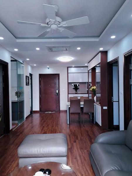 Tôi cần bán căn hộ 83m2, ban công ĐN, Tại An Bình City, giá 2 tỷ 8, đồ cơ bản.