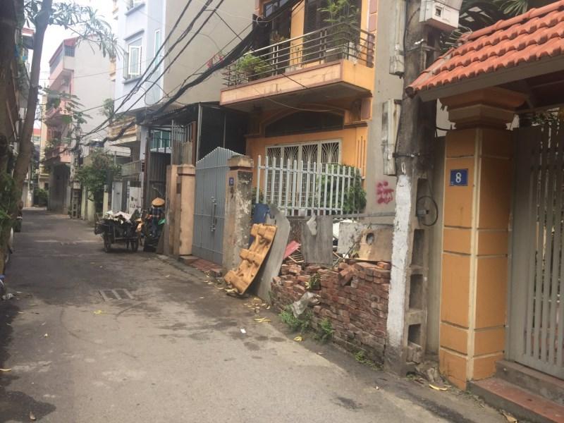 Chính chủ cần bán gấp Lô đất tại Hoa Lâm, Long Biên, Hà Nội. Oto đỗ cửa