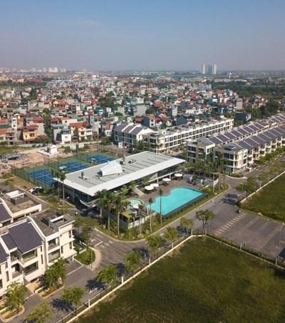 Chính chủ cần cho thuê căn Biệt thự Arden Park- Hà Nội Garden City Thạch Bàn, Long Biên, Hà Nội.