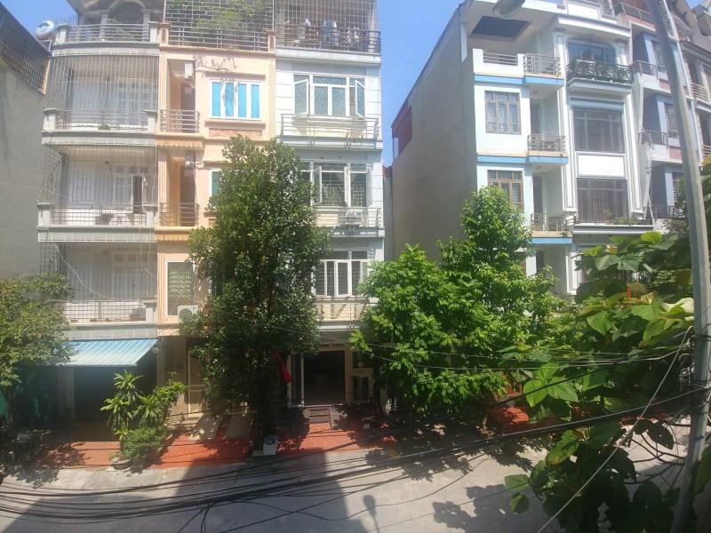 Nhà Ngô Thì Nhậm Hà Đông 5 tầng làm văn phòng 17tr có thương lượng LH 0983477936
