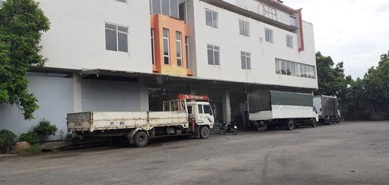 Cho thuê mặt bằng thương mại tại Mai Lâm, Đông Anh, Hà Nội, giá cả thương lượng.