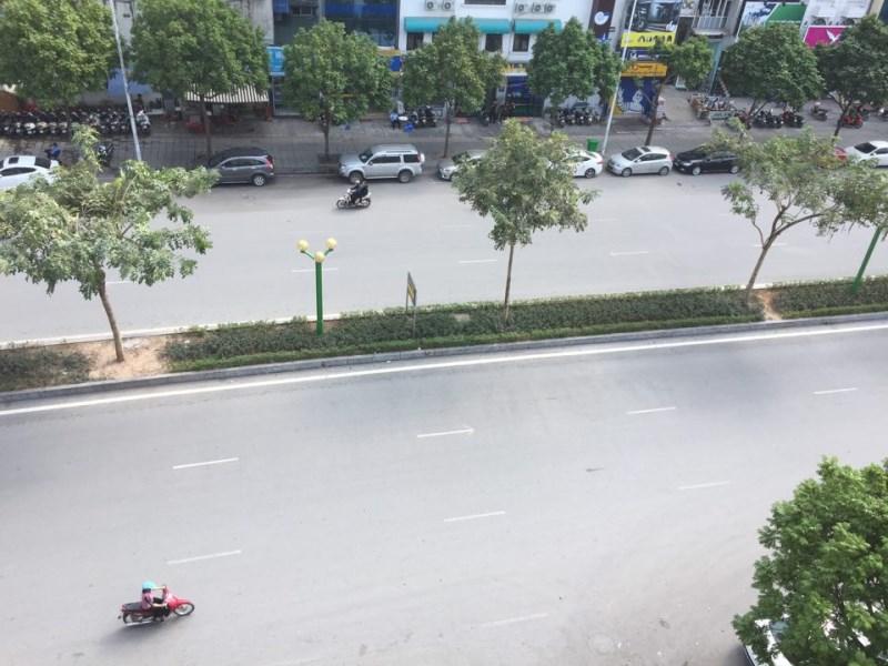 Mặt tiền KD phố Nguyễn Văn Huyên, Cầu Giấy cần bán giá 43.8 tỷ