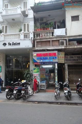 Bán nhà 59 Lò Sũ (ngã tư Lò Sũ - Lý Thái Tổ), Hoàn Kiếm, Hà Nội