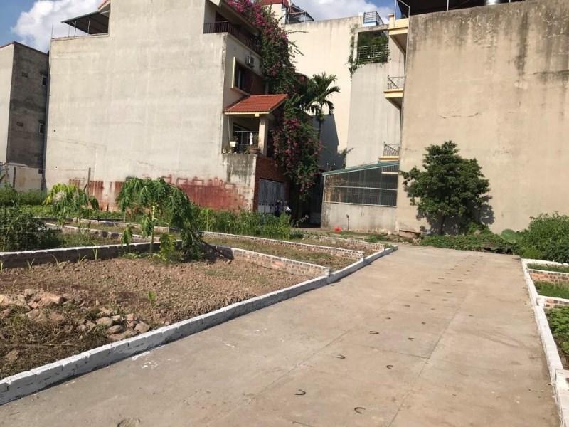 Cần bán nhanh đất tại TT Trâu Quỳ, Gia Lâm, Hà Nội