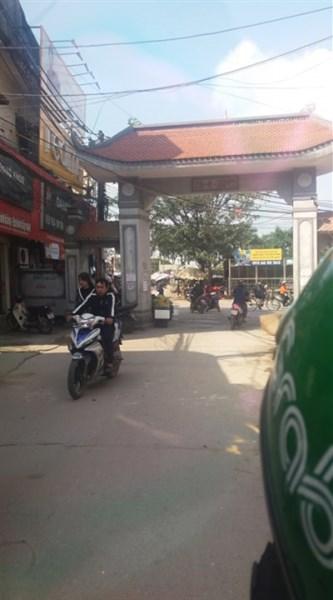Bán cực gấp nhà trọ mặt chính Cửu Việt, Trâu Quỳ, 51M2, MT Rộng