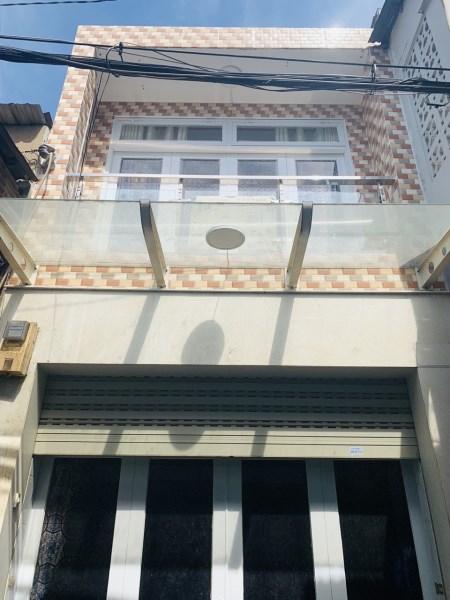 Bán nhà Hẻm 4m Hàn Hải Nguyên, P9, Q11, DT: 3.5x9m, 1 Lầu, 3.85tỷ