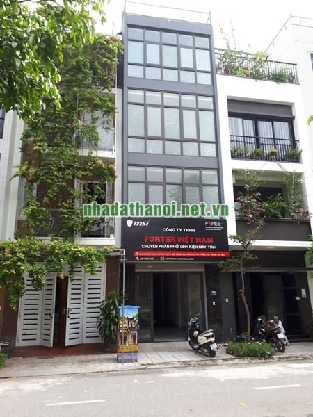 Chính chủ cho thuê nhà Liền kề 4,5 tầng tại khu đô thị Tổng cục 5, Yên Xá, Thanh Trì