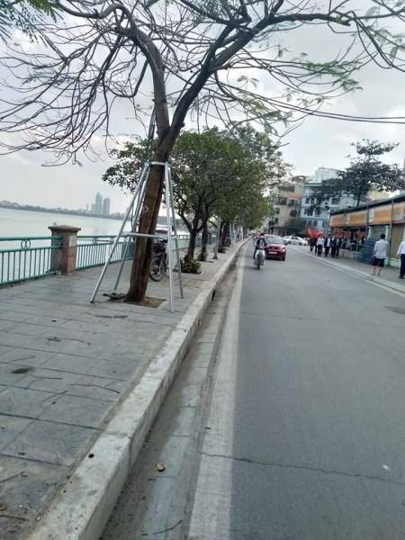 Bán nhà mặt phố nhìn Hồ Tây, sổ thi hoa hậu, giá 29.6 tỷ