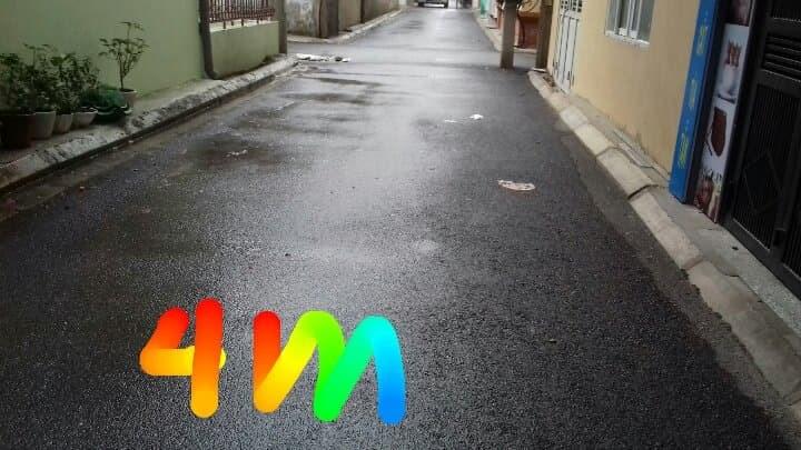 Bán Đất 35m2 huyện Gia Lâm, Đường nhựa 4m, khu trung tâm Trâu Quỳ, Gia Lâm.