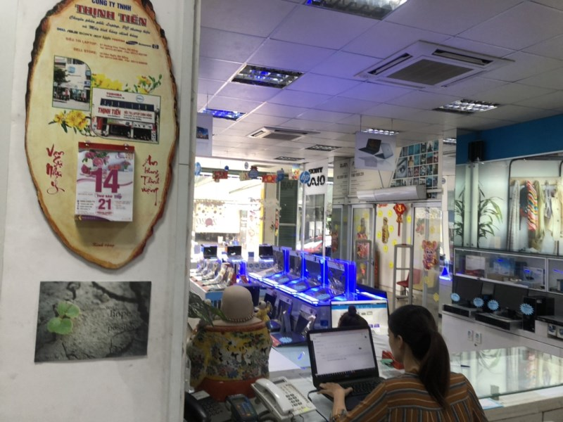Cho thuê nhà mặt tiền 10m Hoàng Hoa Thám, Đà Nẵng