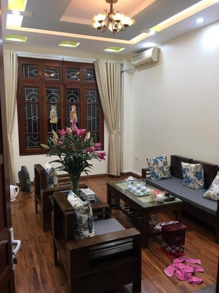 HOT Ô tô đỗ cửa nhà 4 tầng đẹp DT 30m phố Nguyễn Khang