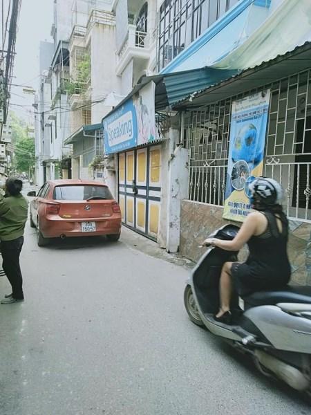 Bán nhà đẹp ô tô đỗ cửa phố Trương Định, 62m2 x 5 tầng.