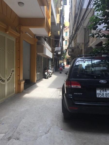 Bán nhà đẹp cách ô tô tránh 10m phố Nguyễn Chính, 56m2 x 4 tầng, MT 4m3