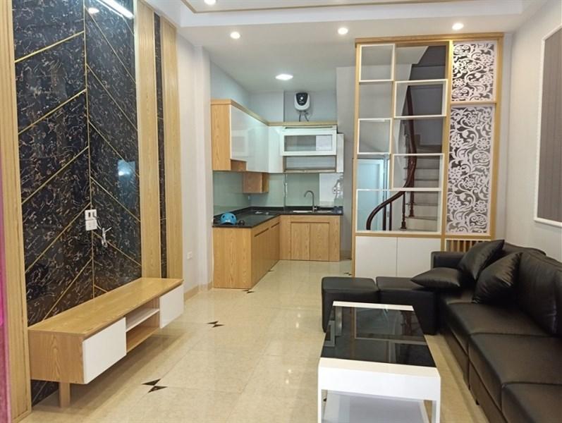 Bán nhà đẹp ô tô đỗ cửa  phố Nguyễn Đức Cảnh, 36m2 x4 tầng.