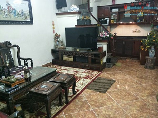 Chính chủ bán nhà ngõ 267 An Dương, Tây Hồ, Hà Nội