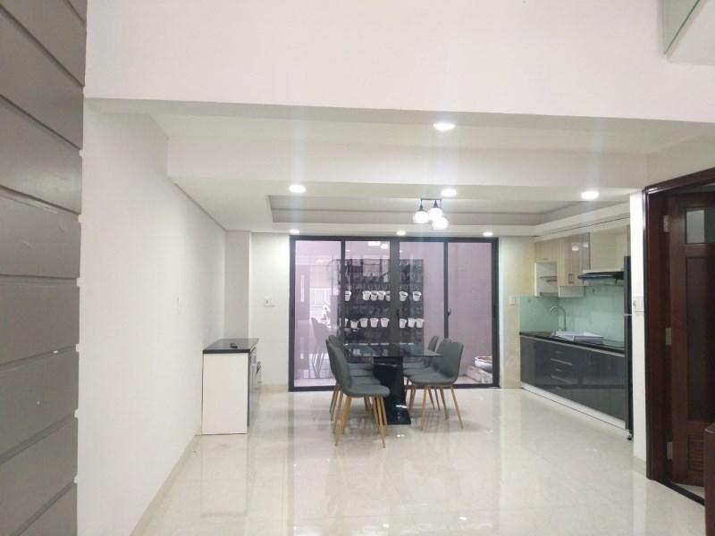 Cho thuê nhà 3 tầng Đa Phước, đầy đủ nội thất giá 18tr/ tháng