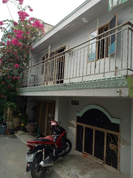 Nhà nát Đường 43, Khu Bình Phú II, P10, Quận 6. Giá 3.15 tỷ