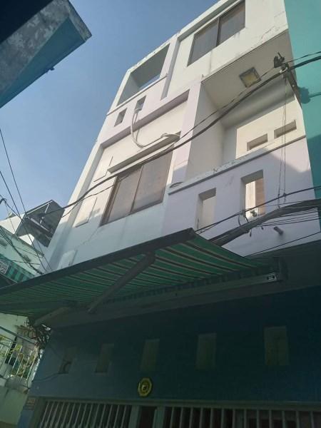Nhà giá rẻ đường Nguyễn Văn Luông P12, Q6. Giá 2.6 tỷ