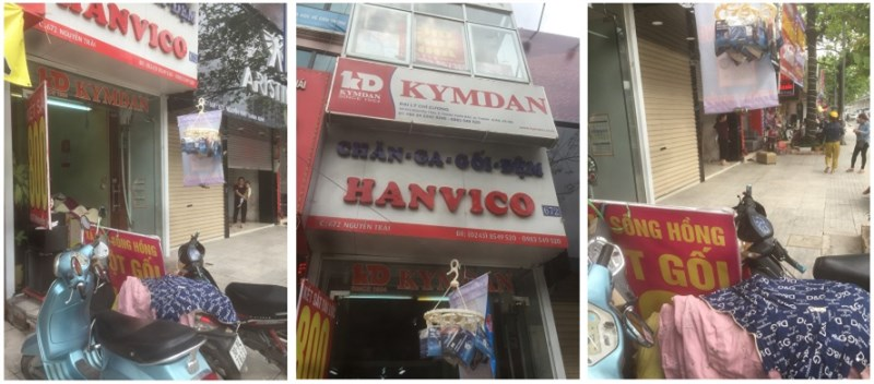 Cho thuê nhà số 672 Nguyễn Trãi, Thanh Xuân, 42tr, 0983549520