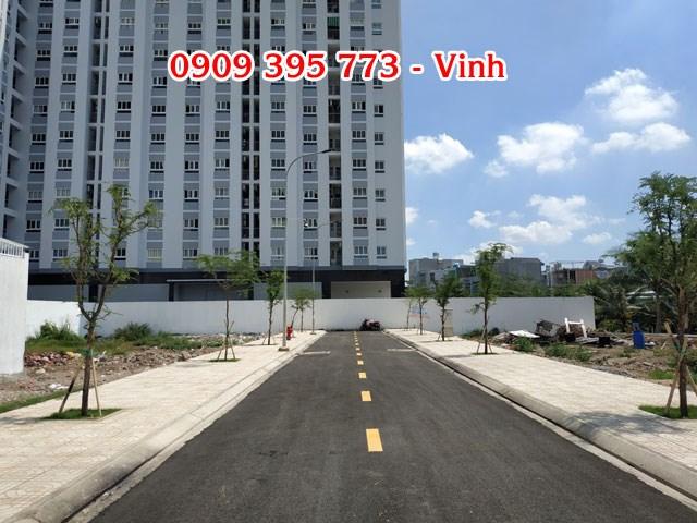 Đất Vườn Lài quận 12, DT 4x15 = 60m2 đường 12m giá 3,7 tỷ, kế chung cư. Cầu qua Gò Vấp đã thi công.